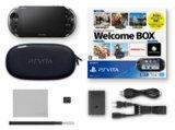 PlayStation Vita Wi-Fiモデル Welcome BOX (【封入特典】 VIDEO&MUSICが無料で楽しめるプロダクトコード 同梱)
