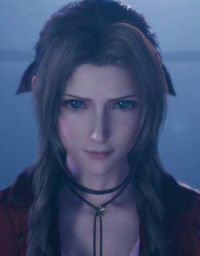 エアリスかわいい